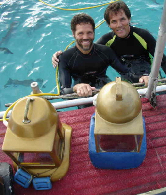 Chris&Greg2005