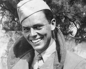 Bronson Hartley during WWII